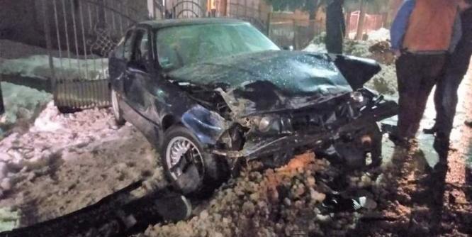 Weekend negru în Maramureș: trei morți și cinci răniți în accidente rutiere sau feroviare (GALERIE FOTO)