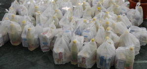 În Fărcașa, 800 de pachete cu alimente vor fi distribuite de sărbători