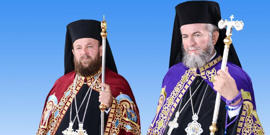 Unde predică, duminică, și liturghisesc capii Episcopiei Maramureșului și Sătmarului