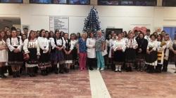 Colinde și donații la Spitalul Județean de Urgență
