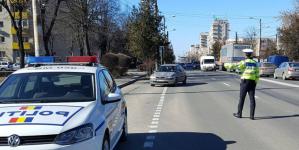 7 permise auto reținute – media zilnică a săptămânii trecute