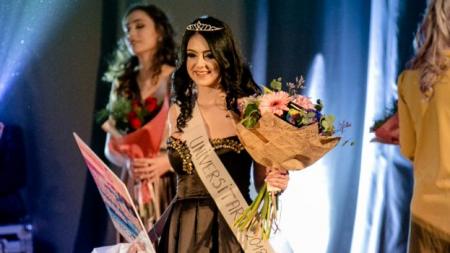 Miss Universitaria 2018, Cristina Hodor, și-a asigurat vacanță în Grecia