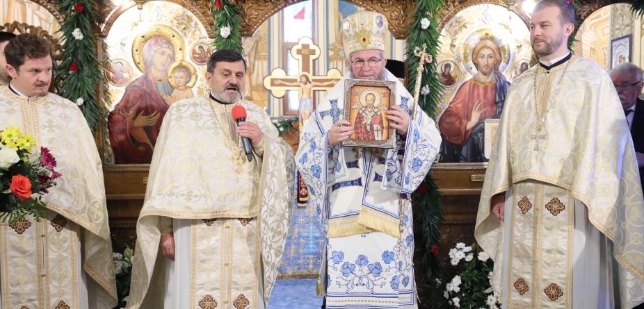 Hramul primei biserici ortodoxe din Baia Mare (GALERIE FOTO)