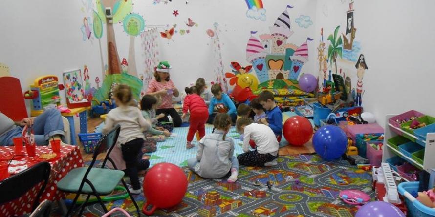 Petrecere pentru copii de Moș Nicolae
