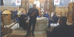 Parteneriat între polițiști și preoți pentru prevenirea violenței în familie