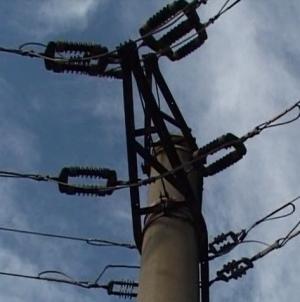 Avarii la rețeaua electrică, mai multe localități maramureșene sunt afectate