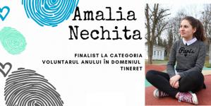 Votați Amalia Nechita, maramureșeanca nominalizată la Gala Națională a Voluntarilor 2018