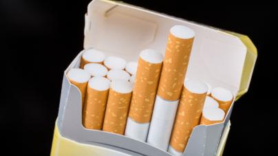 Contrabandă de țigări… cu pachetul