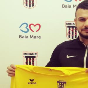 Minerul Baia Mare a început pregătirile cu doi fotbaliști noi în lot