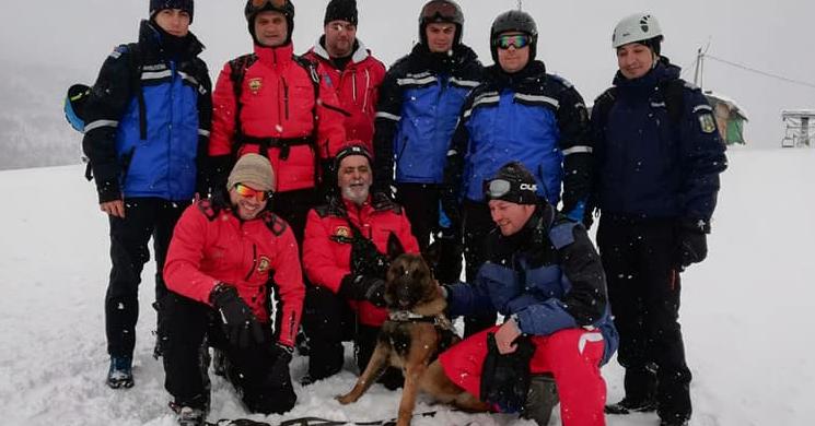 54 de persoane salvate de jandarmii montani maramureșeni