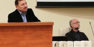 """""""Instituţiunile filosofice"""" ale lui Vasile Lucaciu readuse în atenţia publicului  (GALERIE FOTO)"""