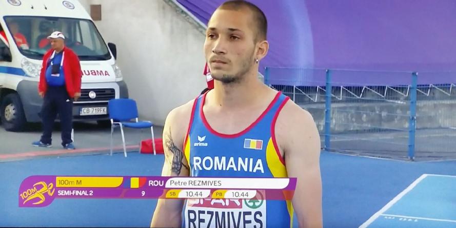 Băimăreanul Petre Daniel Rezmiveș e primul atlet român care s-a calificat la Europenele de sală de la Glasgow