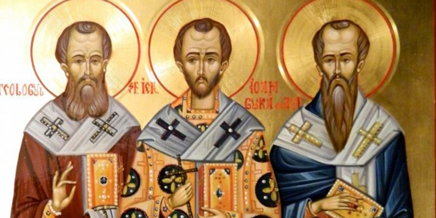 Sfinții Trei Ierarhi, ocrotitorii școlilor teologice