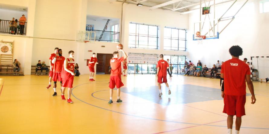 Baschetbaliștii de la CSM Sighetu Marmației încep anul cu două victorii