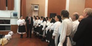 """De Sfântul Ioan, """"Verjel"""" la Mireșu Mare (VIDEO)"""