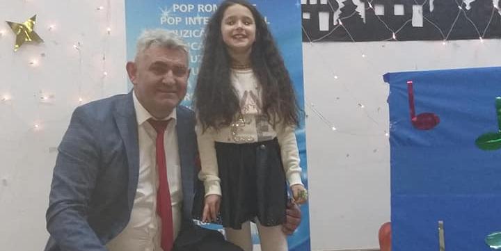 """Seineanca Teodora Dănțăușa,  premiată la Festivalul-concurs """"Fii star în țara ta"""""""