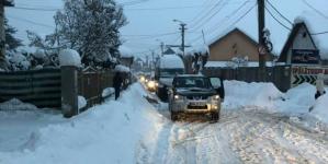 Minivacanță pentru elevii din Baia Mare și Cavnic, ca urmare a suspendării cursurilor