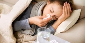161 de cazuri de gripă înregistrate în ultima săptămână în județ, din care unul de tip B