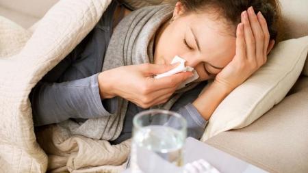 Gripa dă semne că o lasă mai moale