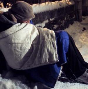 Persoanele fără adăpost, afectate de gerul ultimelor nopți