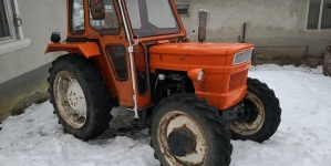TRACTOR FIAT 480 DTC, 6.850 EURO