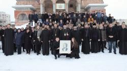 Parastas după Mihai Eminescu la Catedrala Episcopală