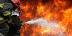 28 ha de vegetație uscată și trei de vegetație forestieră au ars în weekend