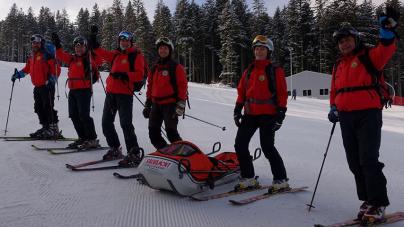 Ieri, 10% din accidentele la schi din țară au avut loc în Maramureș
