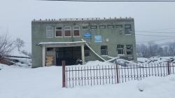 La Fânațe, un cămin numit dorință. Tot mai mare, după ce iarna l-a prins fără acoperiș (GALERIE FOTO)