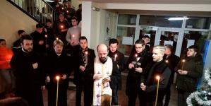 Se sfințesc căminele studențești din Baia Mare