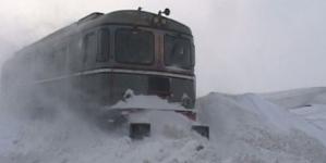Trafic feroviar suspendat între Baia Mare și Satu Mare