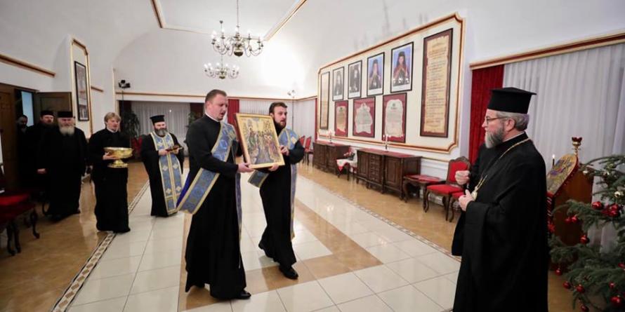 Sfânta Liturghie Arhierească și Sfințirea Aghiasmei Mari