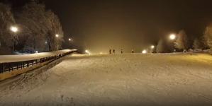 Zăpadă de peste un metru la Cavnic,  Firiza și în Pasul Gutâi