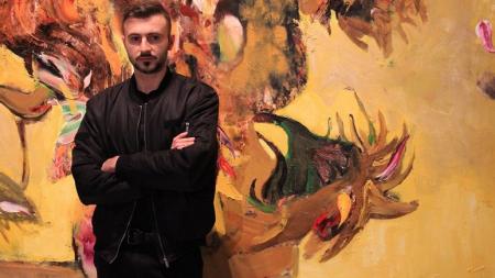 Pictorul băimărean Adrian Ghenie, distins cu Ordinul Național «Pentru Merit» în grad de Cavaler