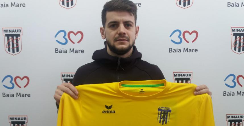 Minerul a transferat un jucător cu experiență în Liga I și Europa League