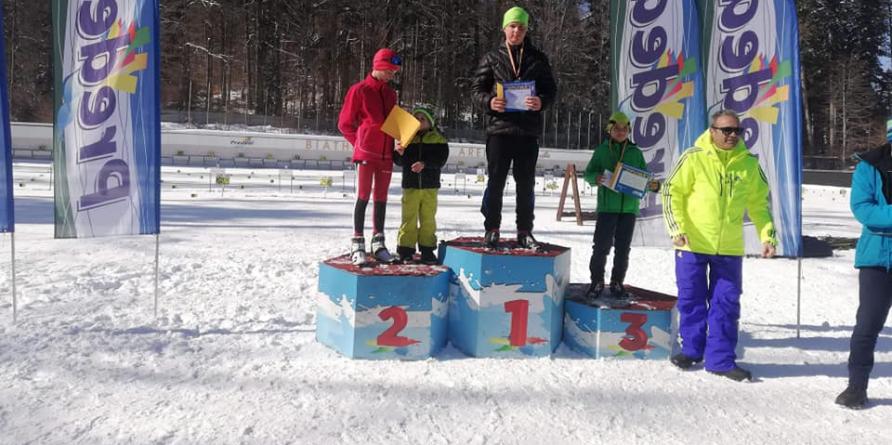 Biatloniștii maramureșeni au câștigat patru medalii la Campionatul Național de juniori