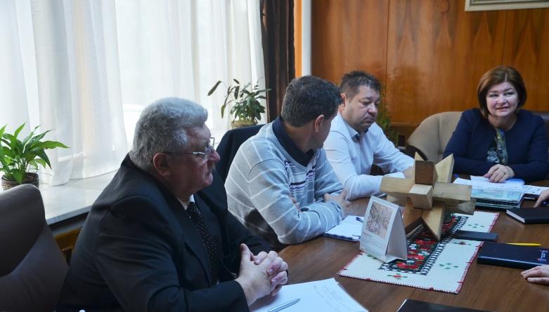 Proiect de reabilitare a clădirii în care funcționează serviciile de pașapoarte și permise