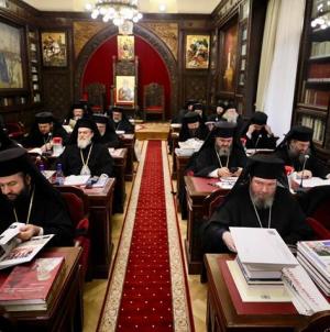 Unde sunt capii episcopiei, în duminica de după participarea lor la Sfântul Sinod