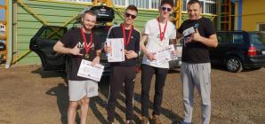 Clubul Absoluto pregătește tineri luptători de arte marțiale mixte