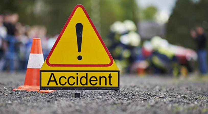Trei mașini avariate și  o persoană ajunsă la spital