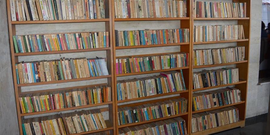 Un anticariat al donatorilor la Biblioteca Județeană