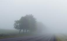 Cod galben de ceață în șapte localități din Maramureș