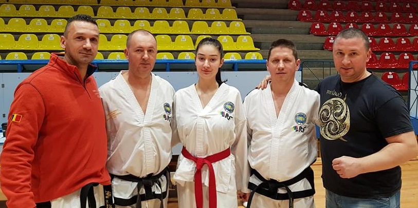 Baia Mare, pol  național pentru taekwon-do-ul din România