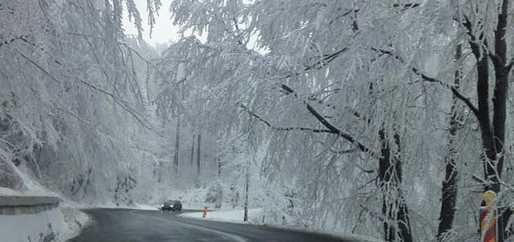 Scade zăpada și… temperatura