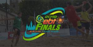 Azi, o delegație a EHF va fi în Baia Mare, pentru a inspecta locul desfășurării finalei Campionatului European de Beach Handball