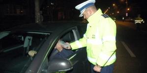 Șoferul n-avea niciun act, dar a luat act de valoarea indicată de etilotest