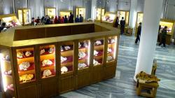 În 2019, Muzeul de Mineralogie Baia Mare a avut 27.895 de vizitatori