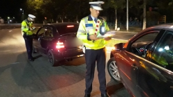 Din cinci șoferi băuți, trei au comis accidente în trafic