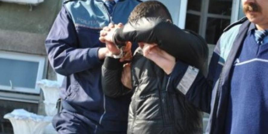 S-a calificat pentru furt calificat și a fost arestat preventiv