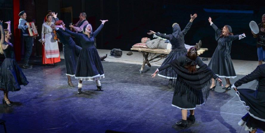 Programul Teatrului Municipal, 9-13 februarie